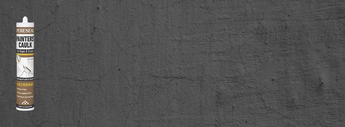 Pereseal Painter Caulk for gaps and cracks