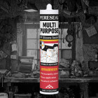 Pereseal MP multi purpose silicone sealant